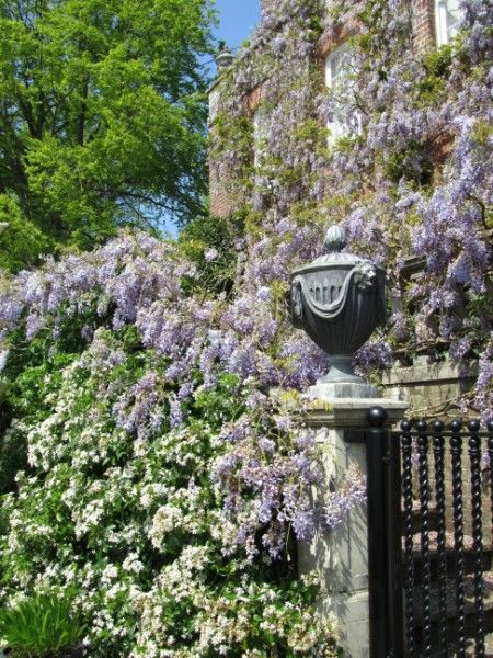 Pashley Manor Gardens, East Sussex, England