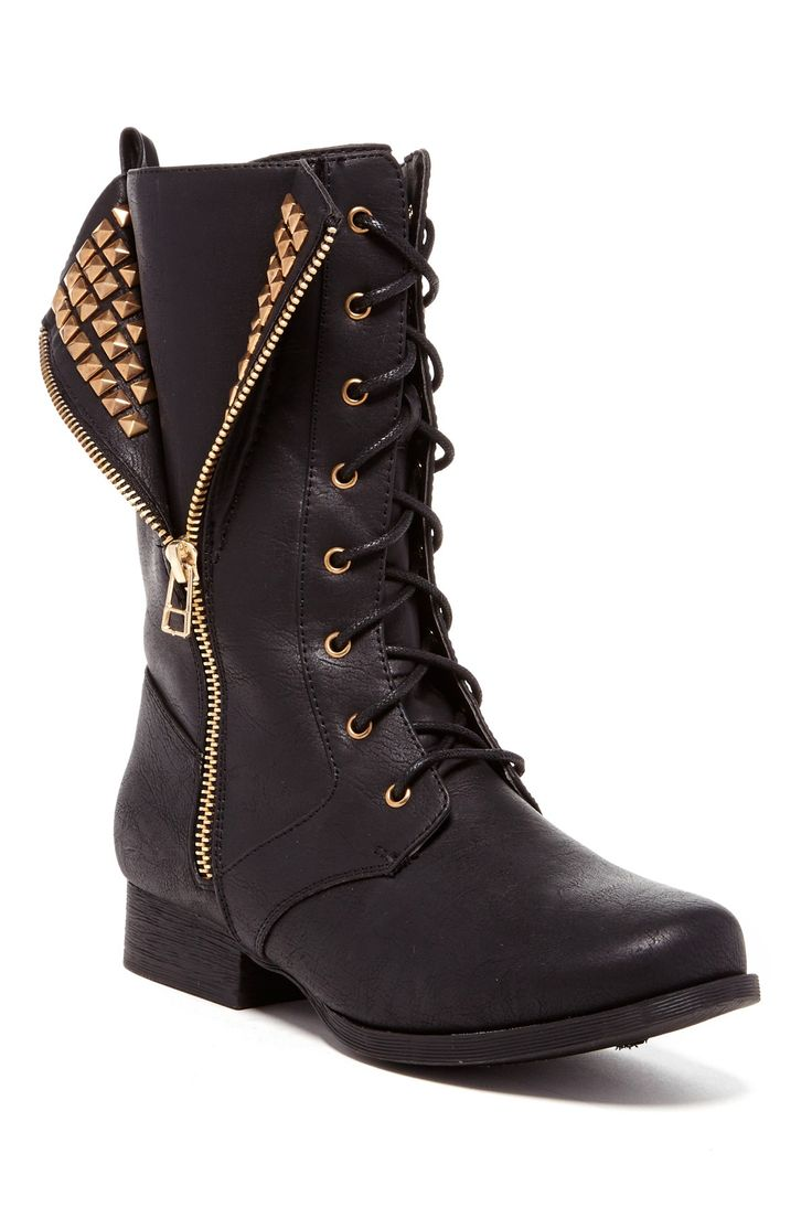 Legend Footwear | Legend Footwear Jetta Combat Boot | Nordstrom Rack