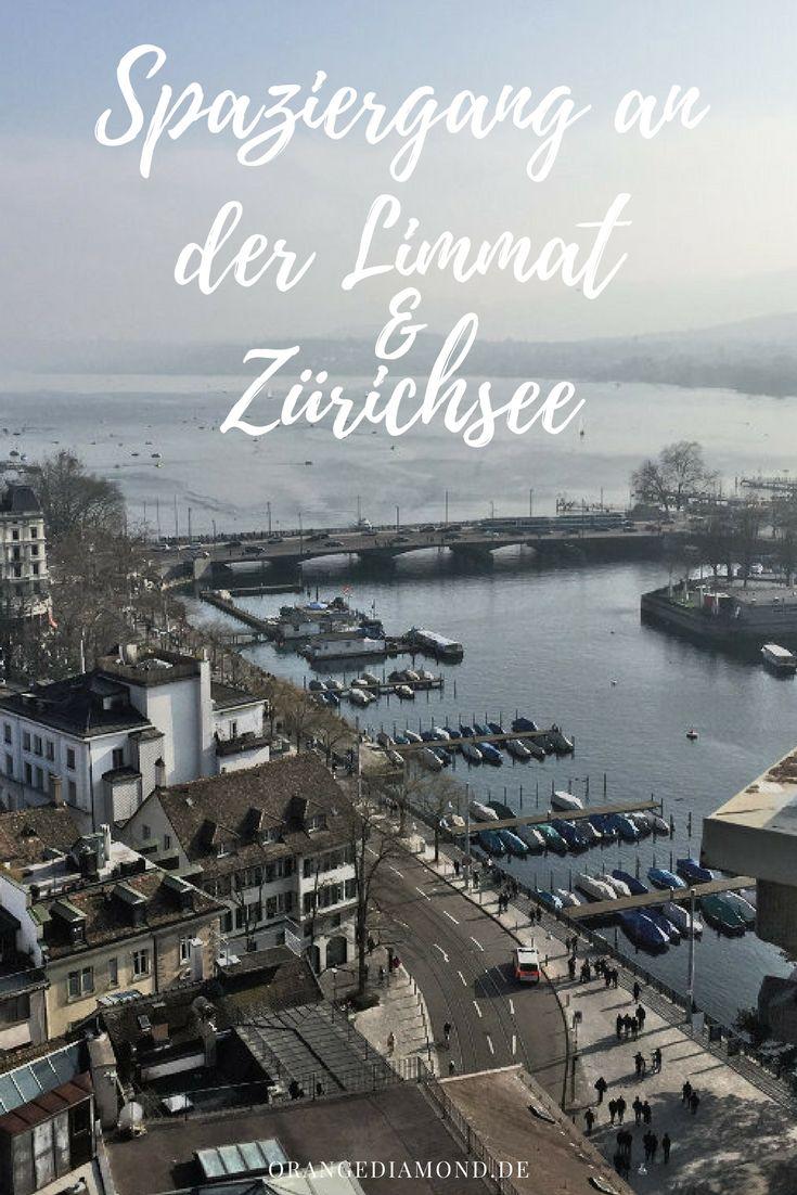Ein wunderbarer Spaziergang an der Limmat und Zürichsee! Genießt den Weg durch Zürich. Beginnend  entlang des Flusses, Limmat, in der Altstadt und zum Schluss geben wir eine Hotelempfehlung für Zürich #zürich #spaziergang #limmat #tipp