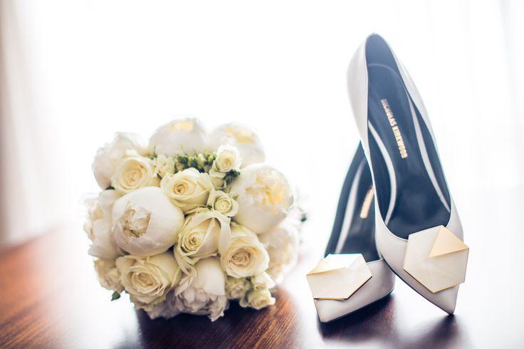 Bridal posy | flowers by Badlands & Co.