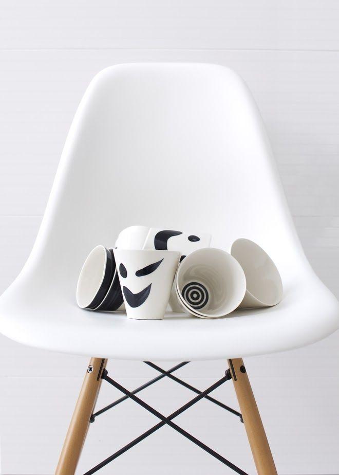 lisbet e. :: amfora design :: eames dsw chair
