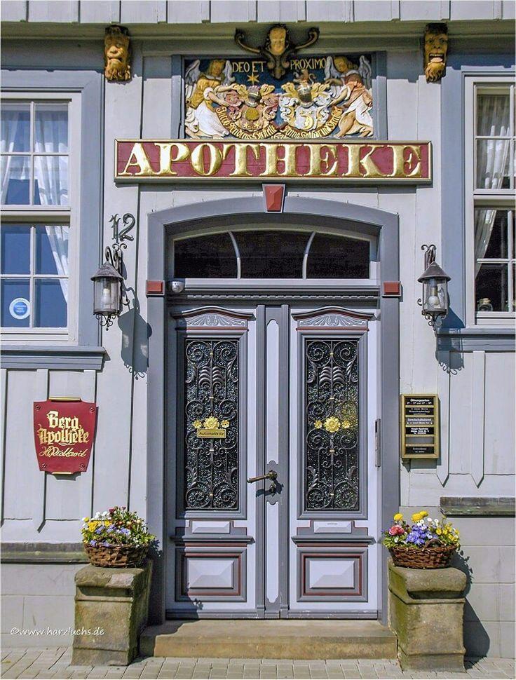 Clausthal- Zellerfeld Bergapotheke