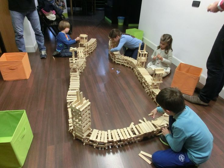 TALLER FAMILIAR: Pagodas y muralla china.   Ocio Para Peques   Actividades para niños