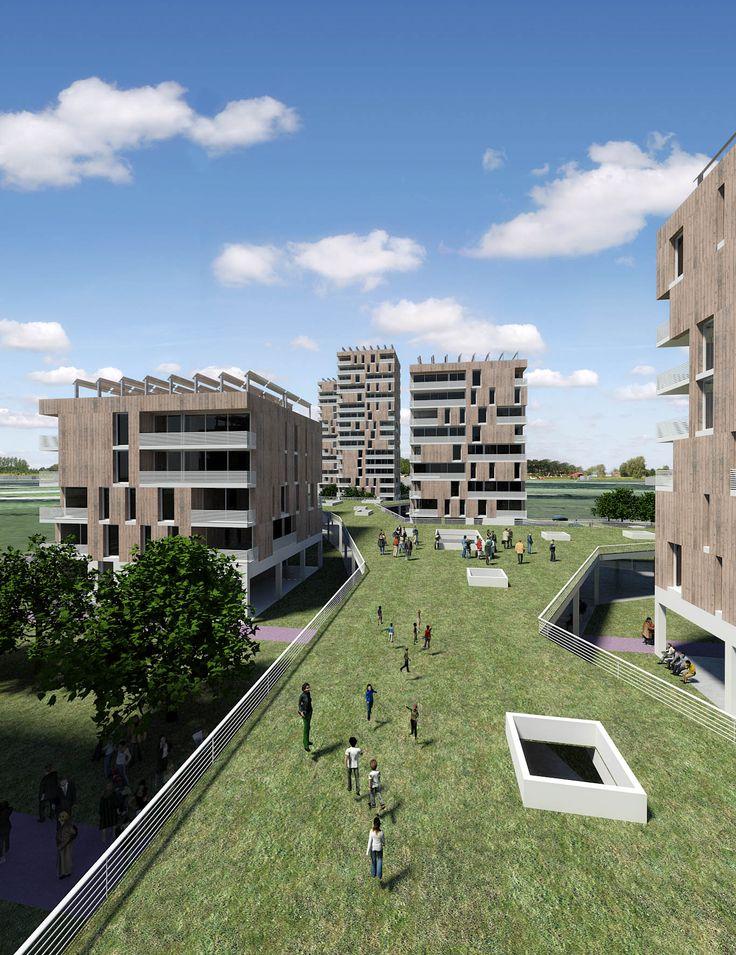 Il borgo sostenibile Milano, Figino