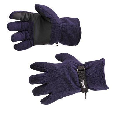 GL12 - Fleece Glove Thinsulate Lined