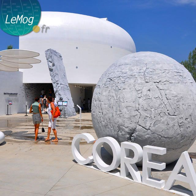 Expo 2015 Milano Blog: Pavilions of Expo 2015 Milano : Republic of KOREA