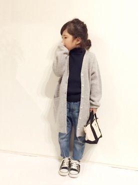 yuuunaのコーディネート一覧(274)です。CONVERSEやGLOBAL WORKを使った私服や着こなしを見ることができます。