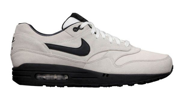 low priced e4395 e2480 Nike Air Max 1 Premium - Summit White Black   Sole Collector   Shoes I Want  to Cop   Pinterest   Nike air max, Air max and Nike air