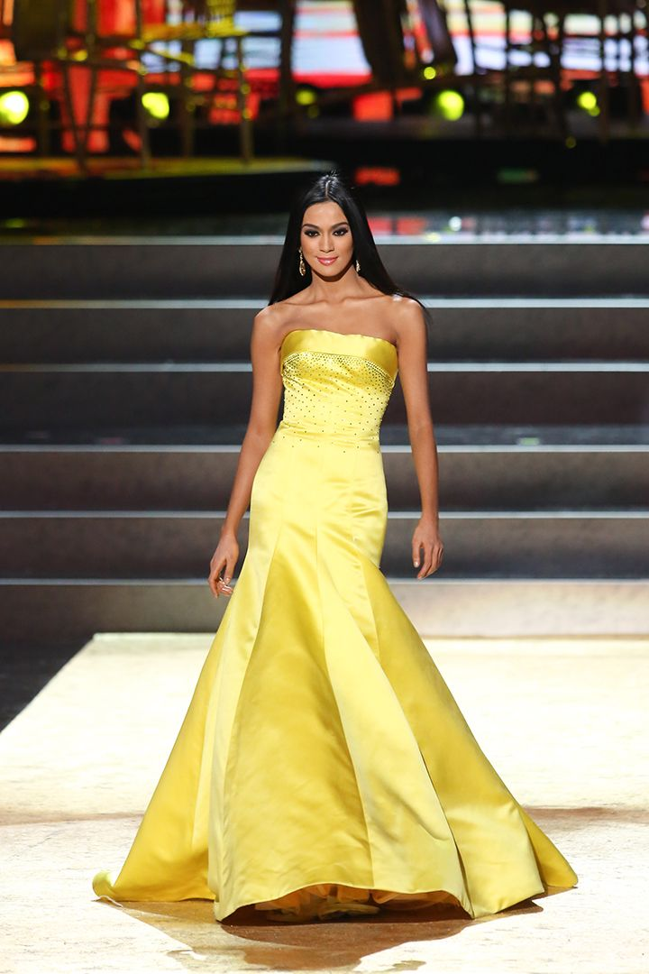Beautiful Miss Universe dresses: Miss Philippines