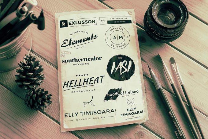 create a Minimalist Logo Design