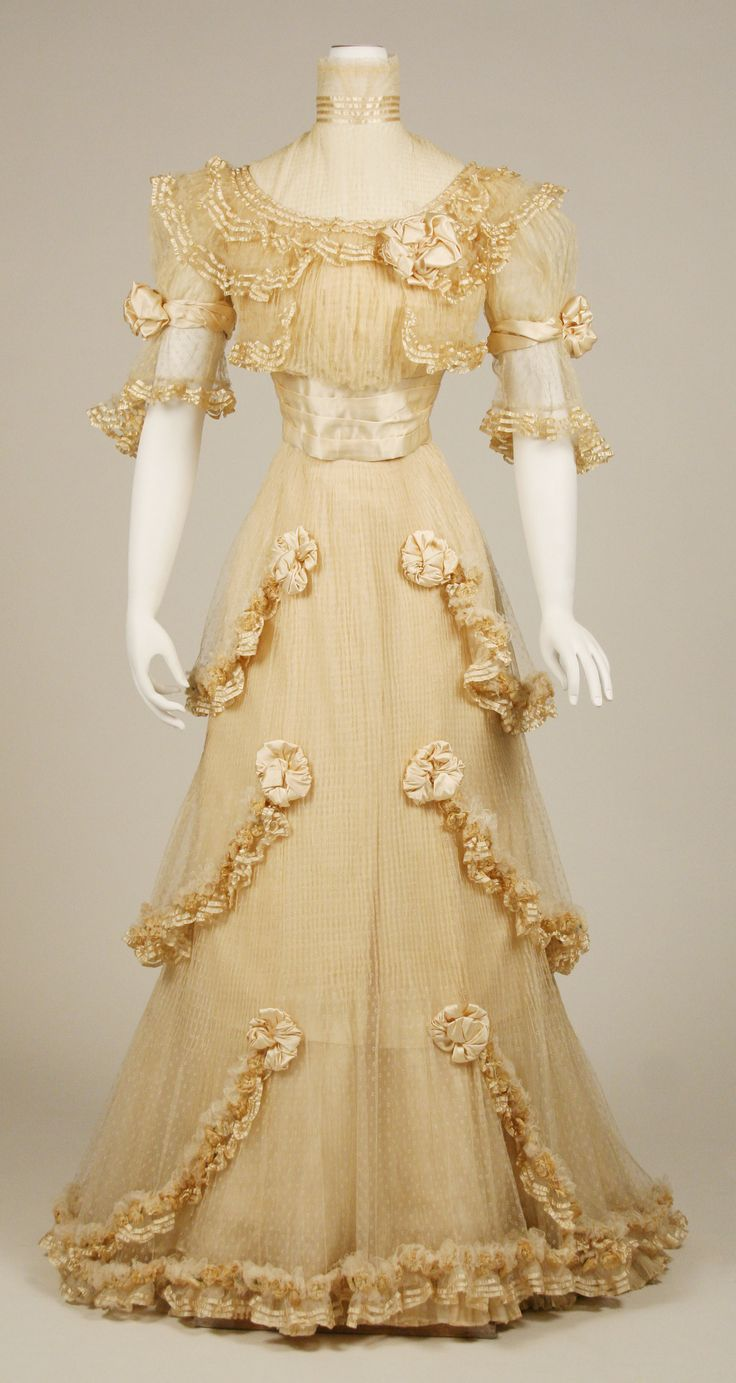 Jacques Doucet | Evening dress | French | The Met