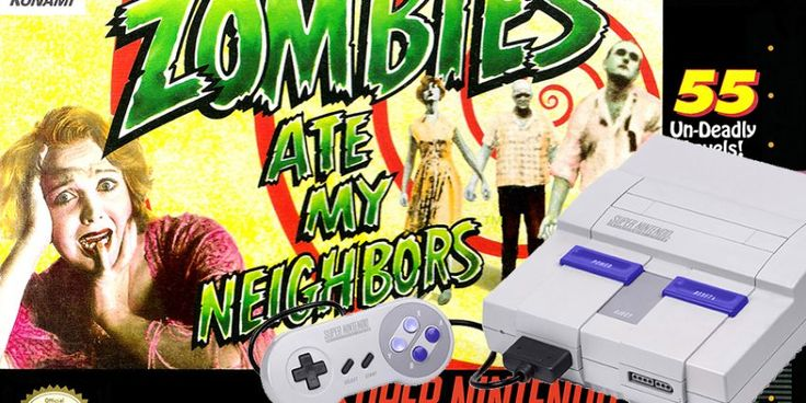 Top 7 Horror Games We Want To See On The SNES Classic Mini