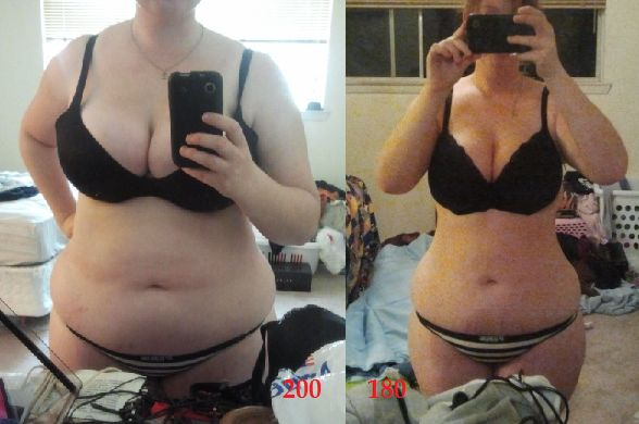 20 Lb Difference Health Fitness Weight Loss Weight Loss Pictures