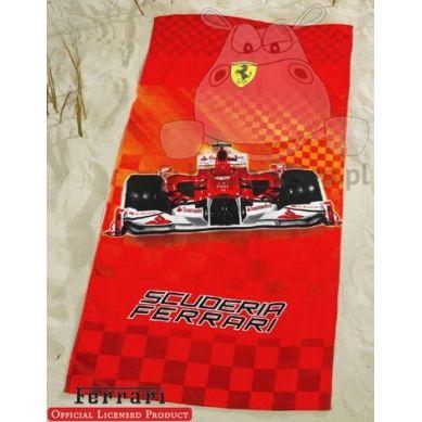 Ręcznik Ferrari Race