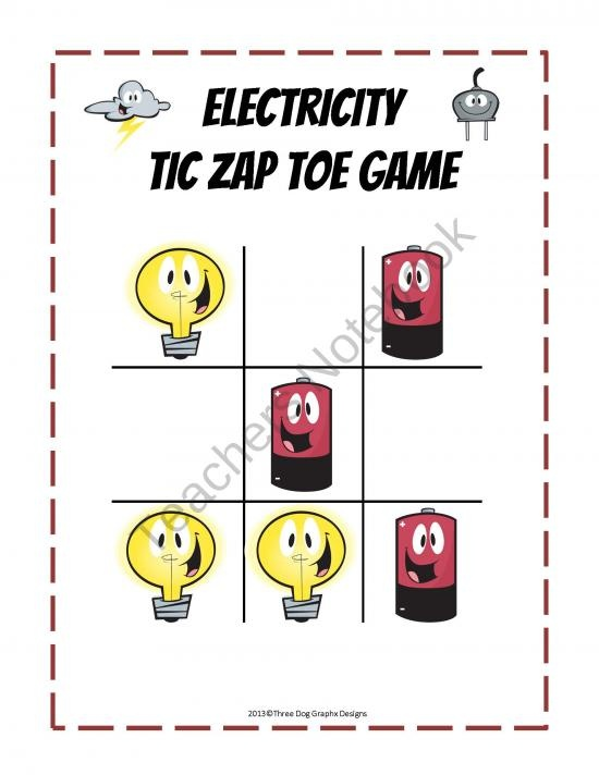17 Best Images About Teaching Science Electricity On