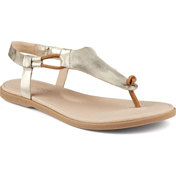 ebbf9b14685 Treat your wardrobe to the sweet summer style of the Calla Jade Sandal.  This casual sandal is adorned with rawhide knot detailing for a modern  design.