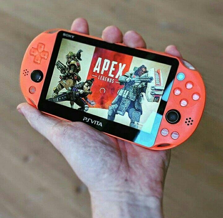 Apex #Legends #PSVita | Retro Geek Gaming Fun | Playstation