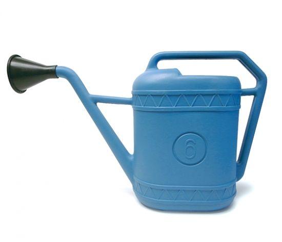 Watering Can ウォータリングカン | イタリア製 じょうろ 6L オーガニック家庭菜園ショップ「おうち菜園」