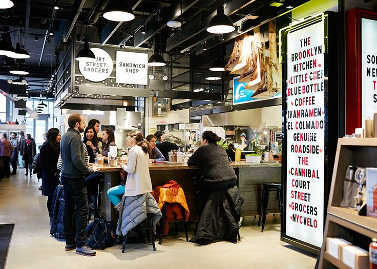 NYC - Everything You Should Eat at Gotham West Market - Bon Appétit