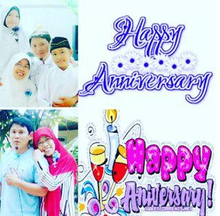 Rachma ♥ رَّحْمَ : Happy Anniversary My Love