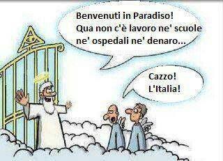 Paradiso = Italia