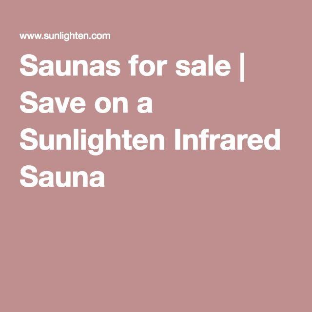 Saunas for sale | Save on a Sunlighten Infrared Sauna