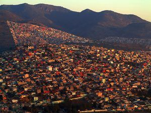The very edge of a city: Mexico City's deepest hinterlands – in pictures | Cities | The Guardian