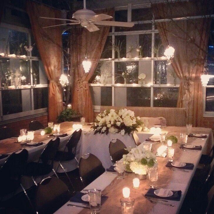 The Blue Room, Saffire Restaurant, Franklin, TN. Birthday