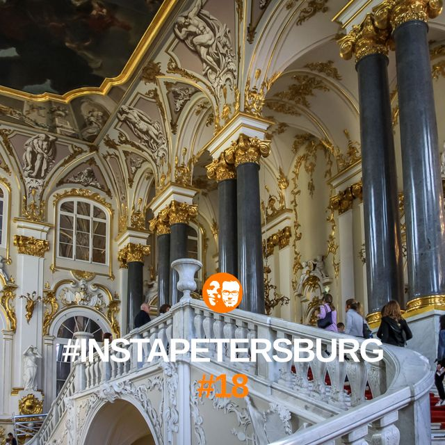 Sankt Petersburg: Pałac Zimowy