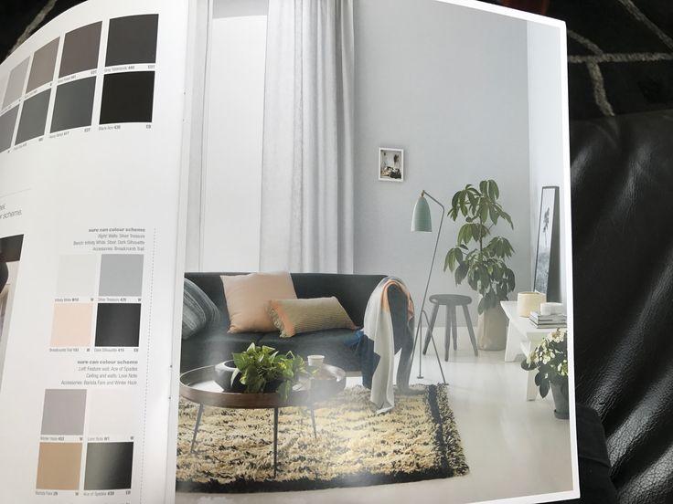 Living Room Colour Silver Treasure British Paints In 2019 British Paints Room Colors Grey