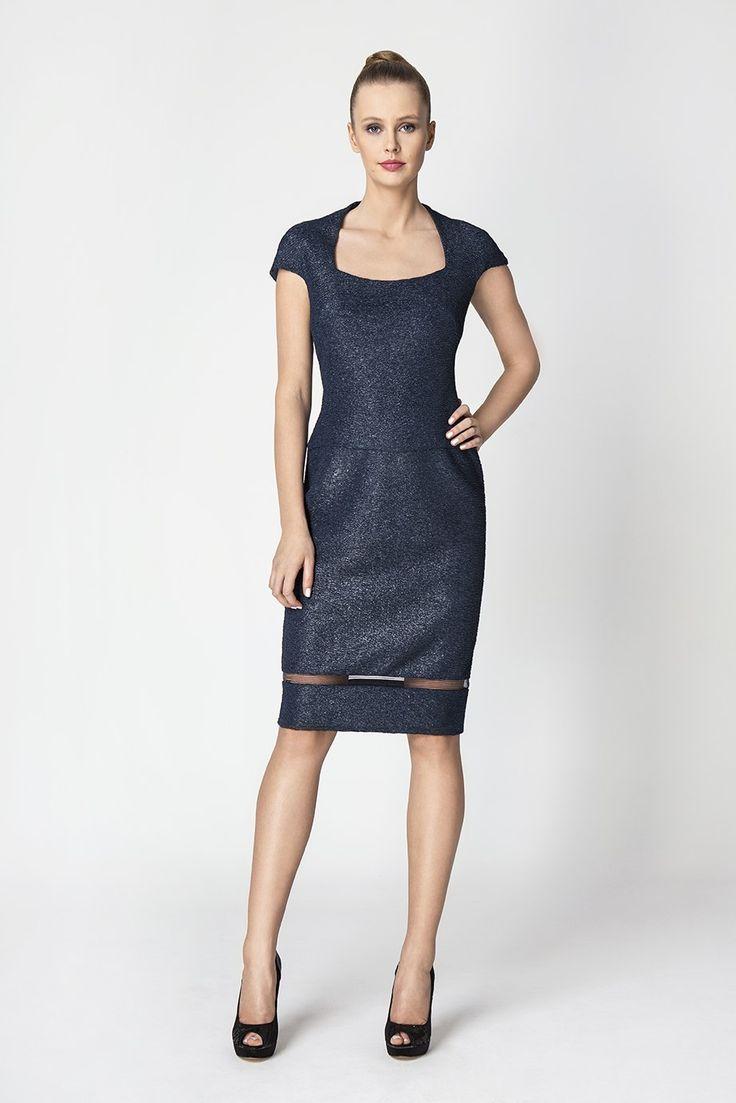 #tadashishoji #casual #simple #dress #elegance #beauty #classy
