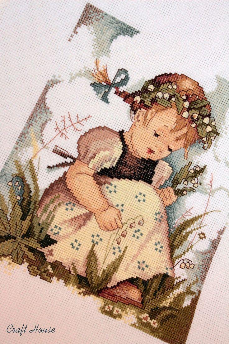 Precious little piece of stitching!
