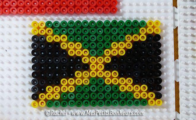 drapeau jamaique