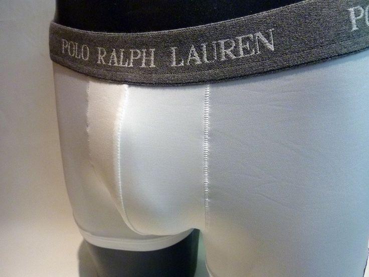 Boxer Polo Ralph Lauren Trunk Microfiber blanco. ENVÍO 24/48h. Calzoncillos de excelente calidad, suavidad y elasticidad. Ref: 251 UPHTK TSHMF A1000. #calzoncillos #ropaHombre #ropaInterior #underwear http://www.varelaintimo.com/marca/20/polo-ralph-lauren #menswear