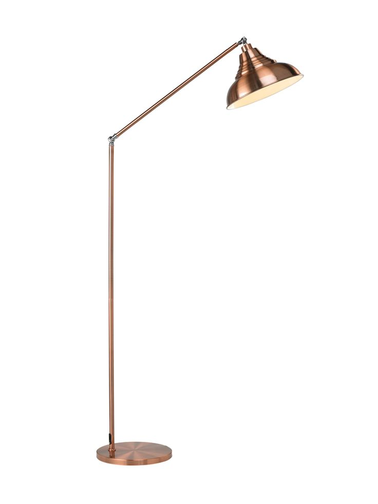 17 best ideas about copper floor lamp on pinterest. Black Bedroom Furniture Sets. Home Design Ideas