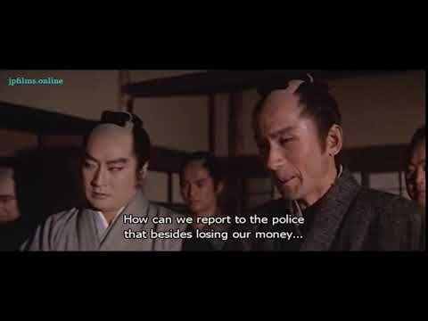 Japanese Classic Movie Satan S Sword Iii The Final Chapter 1961