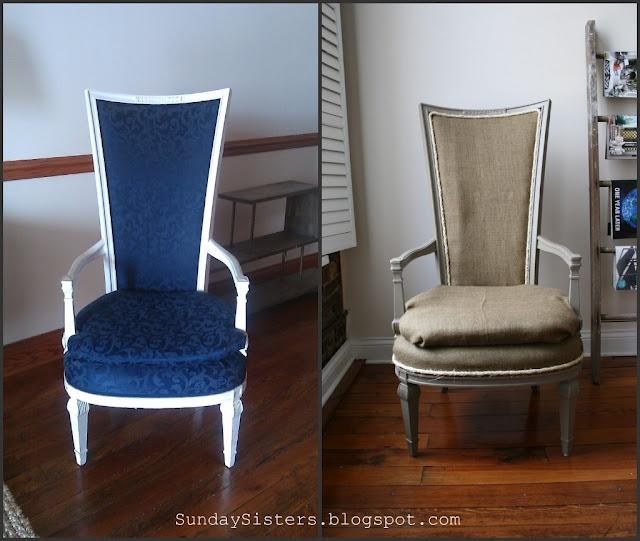 Best 25+ Burlap chair ideas on Pinterest   Wedding chair ...