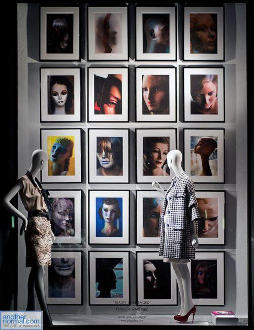 Bergdorf Goodman #windows #retail via @dcwdesign blog