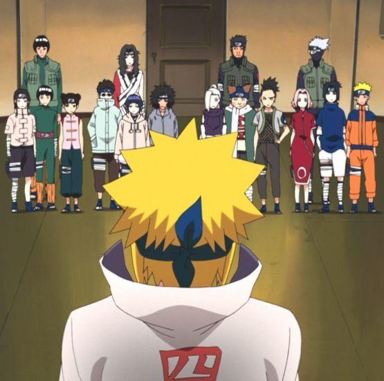 Se isso acontecesse... Naruto Clássico 😻