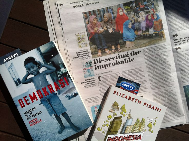 Two excellent books on Indonesia reviewed in today's @smh