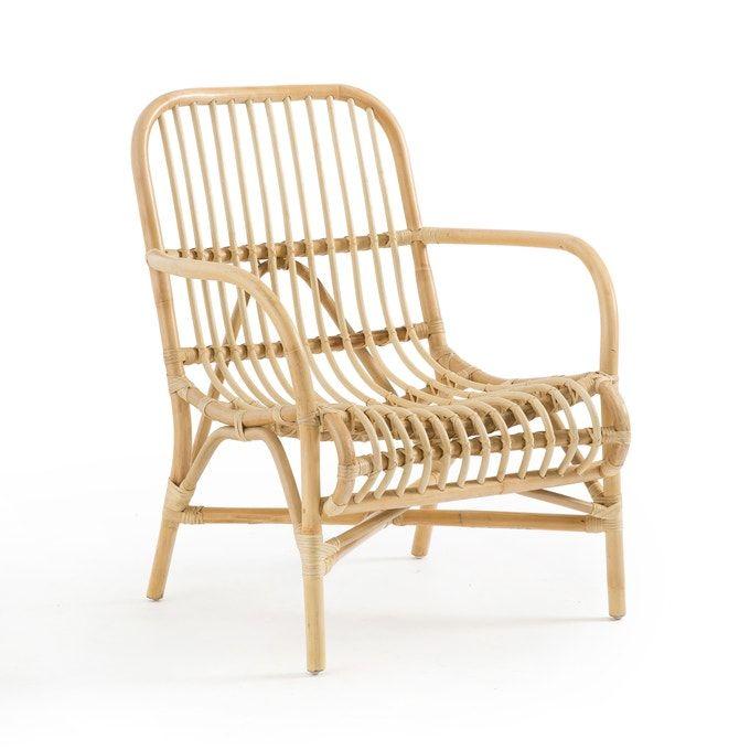 Rattansessel Malu Natur La Redoute Interieurs La Redoute Rattan Armchair Armchair Rattan Rocking Chair