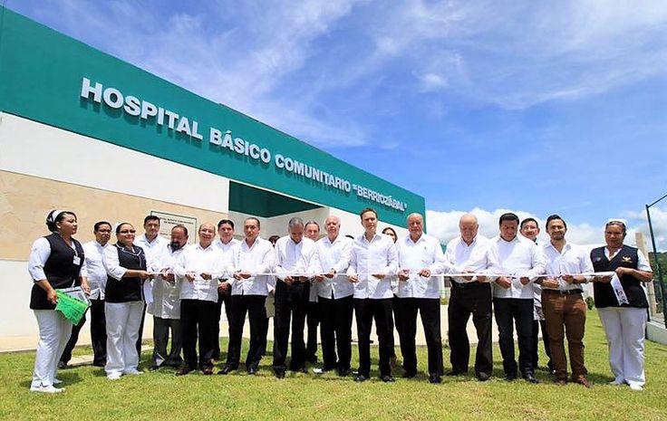 Inauguración del Hospital Básico Comunitario Berriozábal, Chiapas para el servicio de población con o sin Seguridad Social - http://plenilunia.com/novedades-medicas/inauguracion-del-hospital-basico-comunitario-berriozabal-chiapas-para-el-servicio-de-poblacion-con-o-sin-seguridad-social/45955/