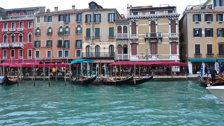 Hotel Marconi, Venice, Italy | Been there | Pinterest