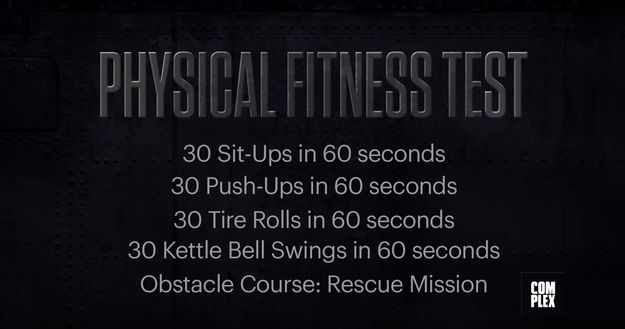 First up was the physical fitness test. | A Regular Guy Trained Like An FBI Agent For A Day And Actually Nailed It