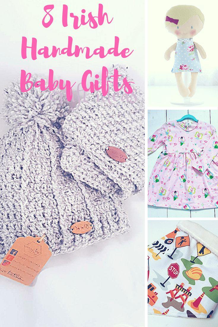 8 Irish Handmade Baby Gift Ideas | Laugh or Cry