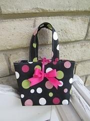 "Products - gal pal purse  ""Little Lillie Purse"" handmade fabric purse"