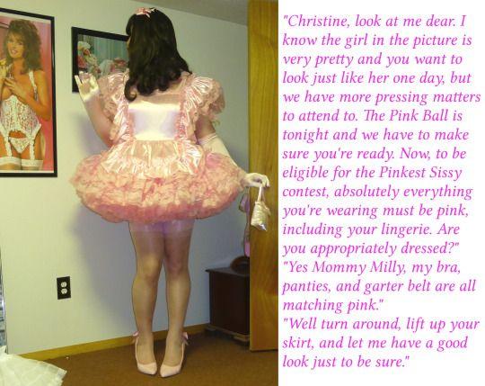 Enjoyed your Pantyhose humiliation ideas oma
