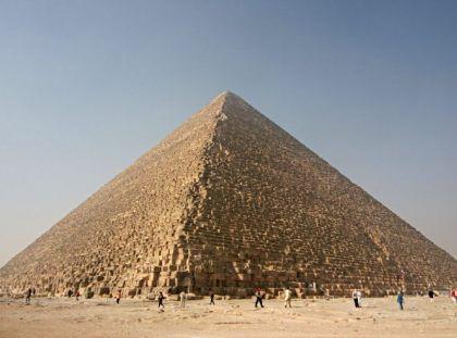 Piramida Cheopsa. Fot. Nina. Lic. CC-BY-SA 3.0