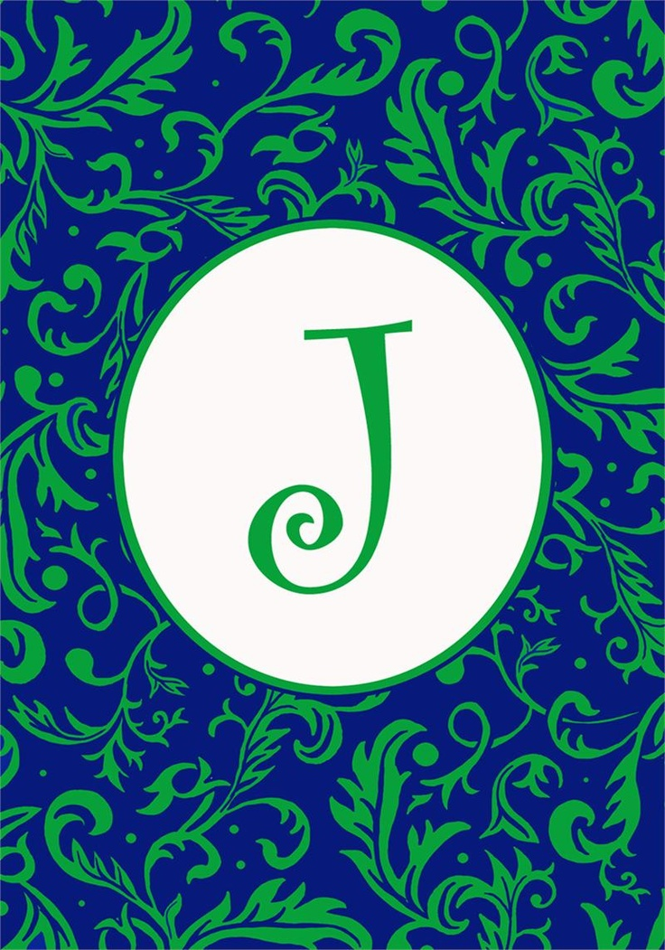 1000  images about Monogram J on Pinterest