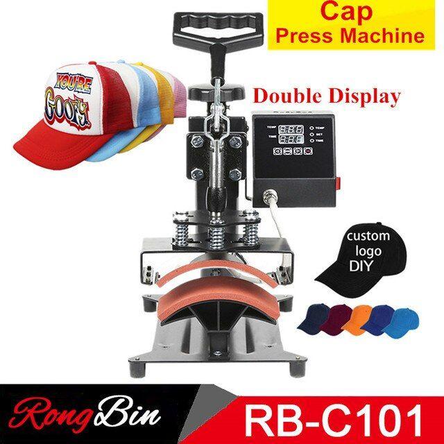 Cap Heat Press Machine Digital Swing Away Sublimation Cap Hat Printing Heat Transfer Baseball Cap Sublimation A In 2021 Heat Press Machine Press Machine Heat Press